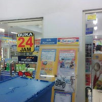 Photo taken at Indomaret  Jl. Bangka Raya by abell a. on 8/28/2013