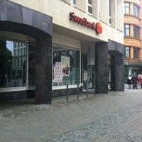 """Photo taken at Swedbank """"Centrs"""" by Inga Z. on 5/25/2013"""