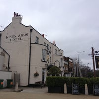 Photo taken at Kings Arms Hotel by Edita Z. on 4/13/2013
