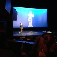 Photo taken at Leo K Theatre by Todd S. on 12/16/2012