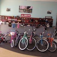 Photo taken at Empire Bikes by ✌Maryanne D. on 1/24/2013