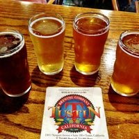 Photo taken at Tustin Brewing Company by ✌Maryanne D. on 8/26/2013