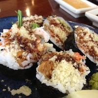 Photo taken at Sakura Japanese Steak, Seafood House & Sushi Bar by ✌Maryanne D. on 9/28/2012