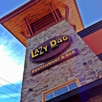 Photo taken at Lazy Dog Restaurant & Bar by ✌Maryanne D. on 1/5/2013
