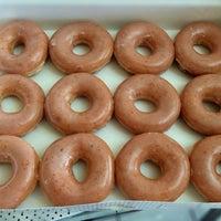 Photo taken at Krispy Kreme Doughnuts by ✌Maryanne D. on 6/13/2013