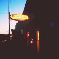 Снимок сделан в Devil's Dill Sandwich Shop пользователем Jason D. 7/8/2013