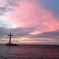 Photo taken at Sunken Cemetery Cross by Claire E. on 3/3/2017