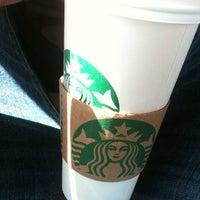 Photo taken at Starbucks Coffee by Donovan L. on 5/5/2013