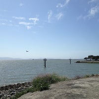 Photo taken at San Leandro Marina by Gabriel S. on 5/7/2013