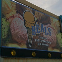 Photo taken at Beals Ice Cream by Mark B. on 6/8/2014