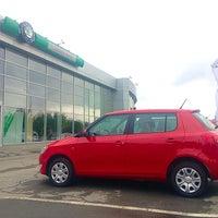Photo taken at Европа Авто by Tanya K. on 6/11/2014