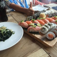 Das Foto wurde bei Sushi Lounge von Elina H. am 8/12/2016 aufgenommen