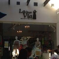Photo taken at La Gran Via by Patty S. on 5/11/2013