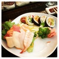 Photo taken at Tokyo Sushi Bar by Natasha B. on 11/20/2013