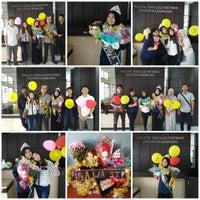 Photo taken at Fakultas Teknologi Pertanian (FTP) by Ervina W. on 10/28/2015