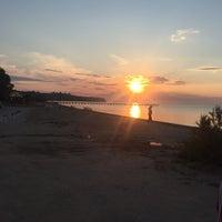 Photo taken at Sun Beach Hotel Thessaloniki by Aykut A. on 5/7/2016