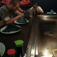 Photo taken at Crazy Hibachi by Ron G. on 7/10/2013