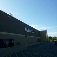 Photo taken at Walmart Supercenter by Ryan B. on 4/13/2013