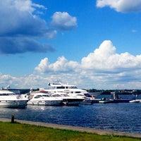 Снимок сделан в Яхт-клуб «Галс» пользователем Jek 6/20/2013