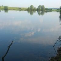 Photo taken at Большой Пруд by Garry Vitalyich on 5/25/2014