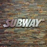 Photo taken at Subway by Artisan B. on 8/22/2013