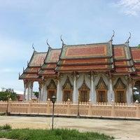 Photo taken at วัดงิ้วราย by Sarawat R. on 5/11/2014