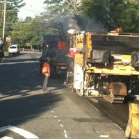 Photo taken at Spicer Street Resurfacing Project by Matt H. on 9/30/2013