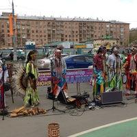 Снимок сделан в Площадь Джавахарлала Неру пользователем Антон Т. 5/6/2013