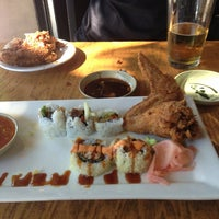 Photo taken at UCHU Sushi and Fried Chicken by DjDetroit D. on 7/18/2013