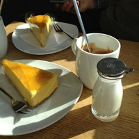 Photo taken at Gourmet Club Deli & Cafe by Mary L. on 4/6/2013