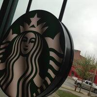 Photo taken at Starbucks by Trish K. on 4/27/2013