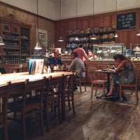 Photo taken at Le Pain Quotidien by Sam T. on 8/10/2015