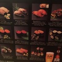 Photo taken at SW9 Sushi Bar by Nastya S. on 9/10/2016