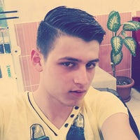 Photo taken at alper coiffeur by Mustafa A. on 5/26/2013