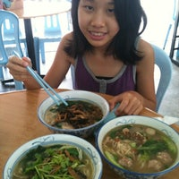 Photo taken at MyeMye Noodle House by Fong F. on 8/3/2013