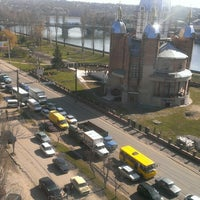 Photo taken at Автовокзал «Вінниця» / Vinnytsia Bus Station by Олександр Г. on 4/16/2013