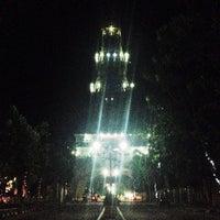 Photo taken at Taman Menara Keagungan Limboto by Raljannah I. on 12/20/2014