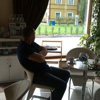 Photo taken at broliu vila by Ольга Г. on 8/15/2013