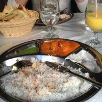 Photo taken at Swagatam Nepalese Cuisine by Leena A. on 10/13/2013