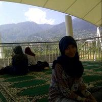 Photo taken at Masjid Al Muqsith by Akasyah A. on 8/14/2013