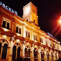 Снимок сделан в Московский вокзал пользователем ⚓️ Иван К. 11/22/2013