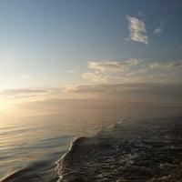 Foto tomada en Ягринский пляж por Lenoosya el 6/9/2013