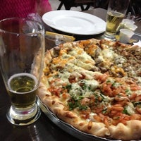 Photo taken at Di Roma Pizza by Luana B. on 7/12/2013