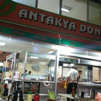 Photo taken at Antakya Döner by İsmail KUYUMCU on 9/8/2013