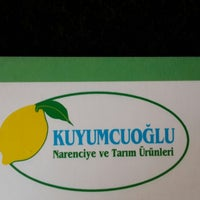 Photo taken at KUYUMCUOGLU NARENCIYE LTD.ŞTİ by İsmail KUYUMCU on 11/19/2013