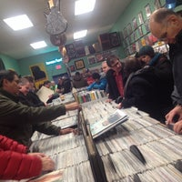 Photo taken at Record Centre by M B. on 11/29/2013