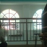 Photo taken at Masjid Jamek IPD Dang Wangi by f • i • c • x on 10/5/2012