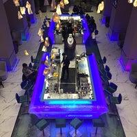 Photo taken at Blå Lounge Bar by GK on 1/21/2017