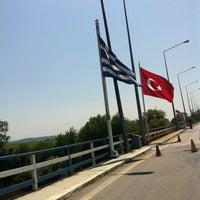 Photo taken at Greece Kipoi Border Station by Mine U. on 7/13/2013