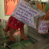 Photo taken at Muddy's Bake Shop by Diana O. on 10/15/2013